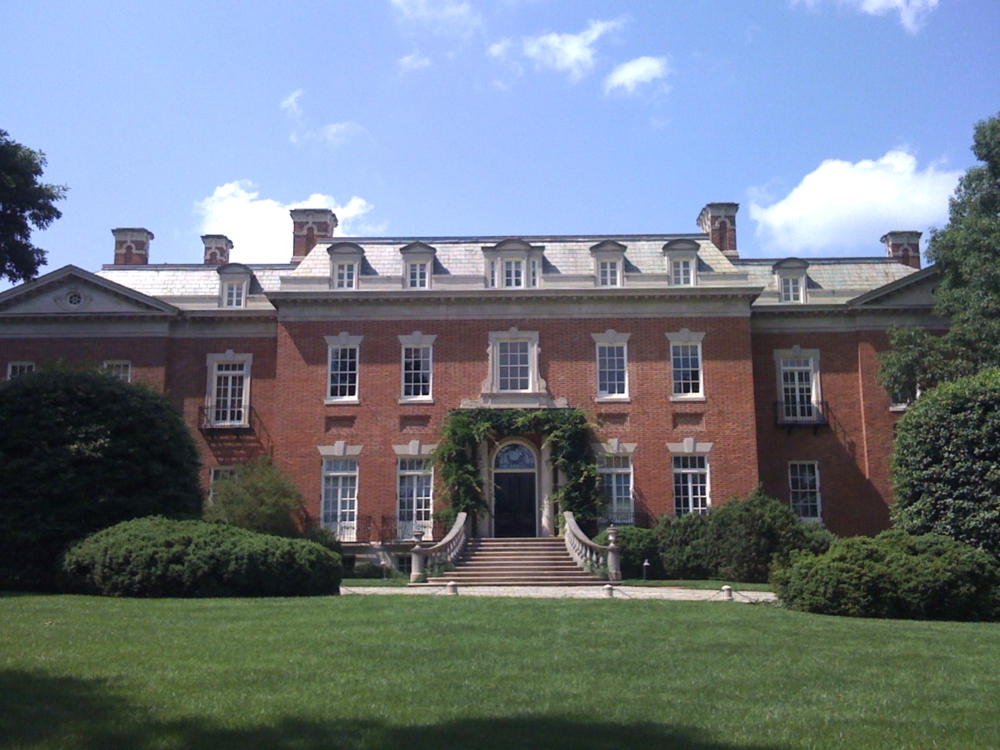 Dumbarton Oaks.  Washington, DC.