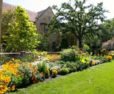 Paine Art Center And Gardens. Oshkosh, Wisconsin, US.