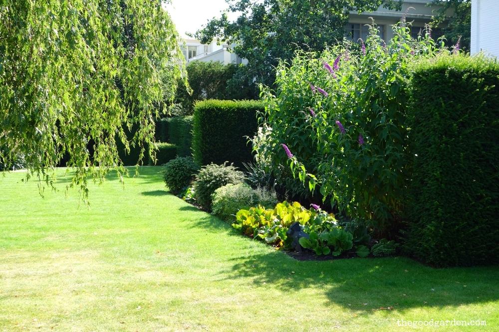 The modern garden the good garden