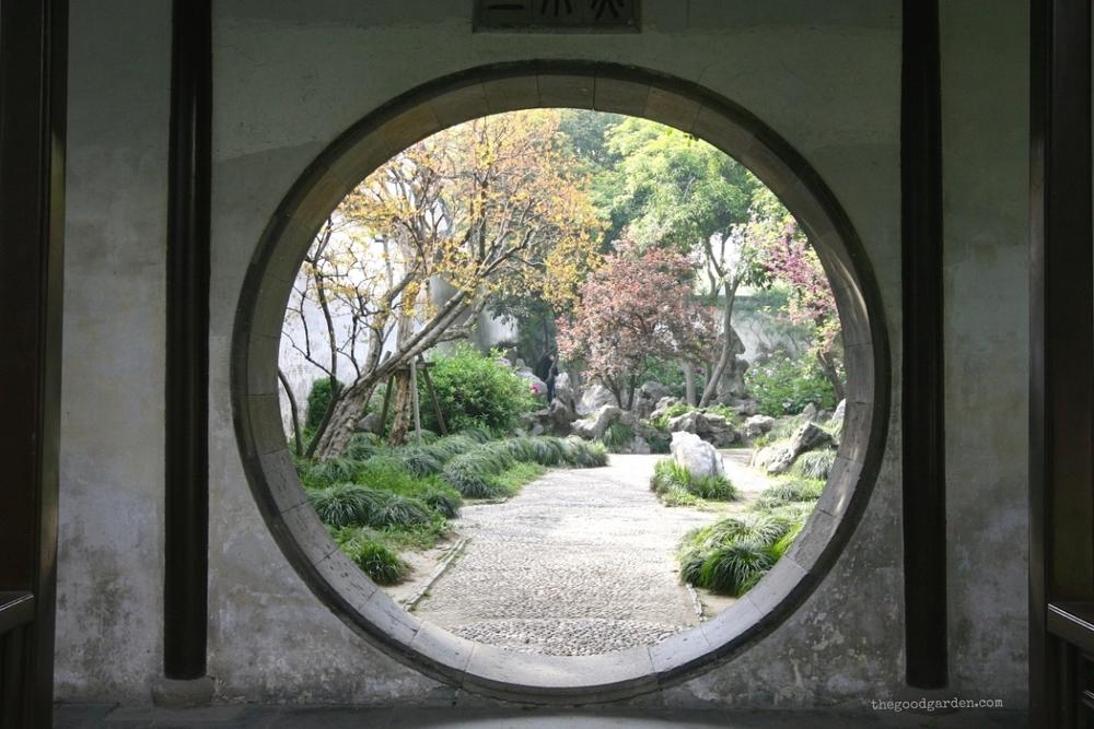 The Lingering Garden, Suzhou, China.