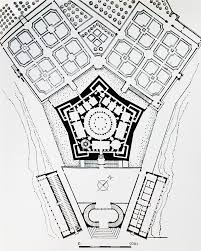 Lower garden plan.