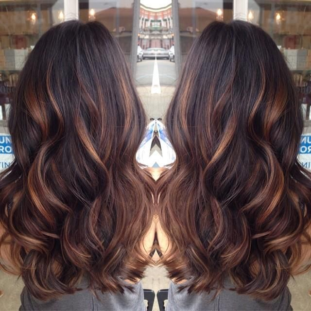 Highlights Lowlights Styles For Hair Mobile Salon