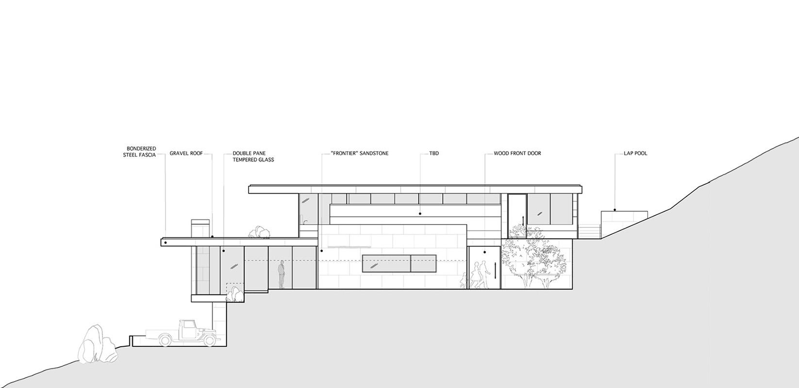 big timber ranch u2014 hughesumbanhowar architects