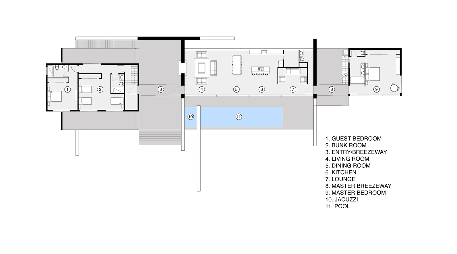 ski house sno u2014 hughesumbanhowar architects