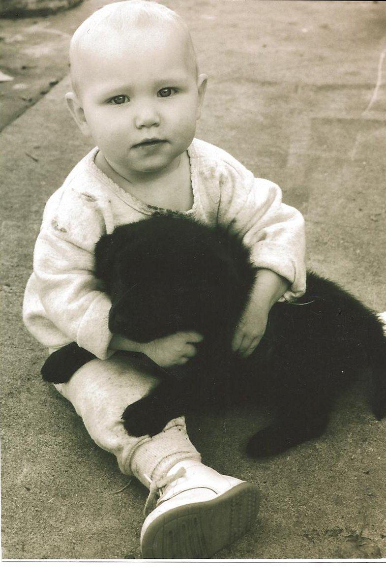 Sam and I - December 2000