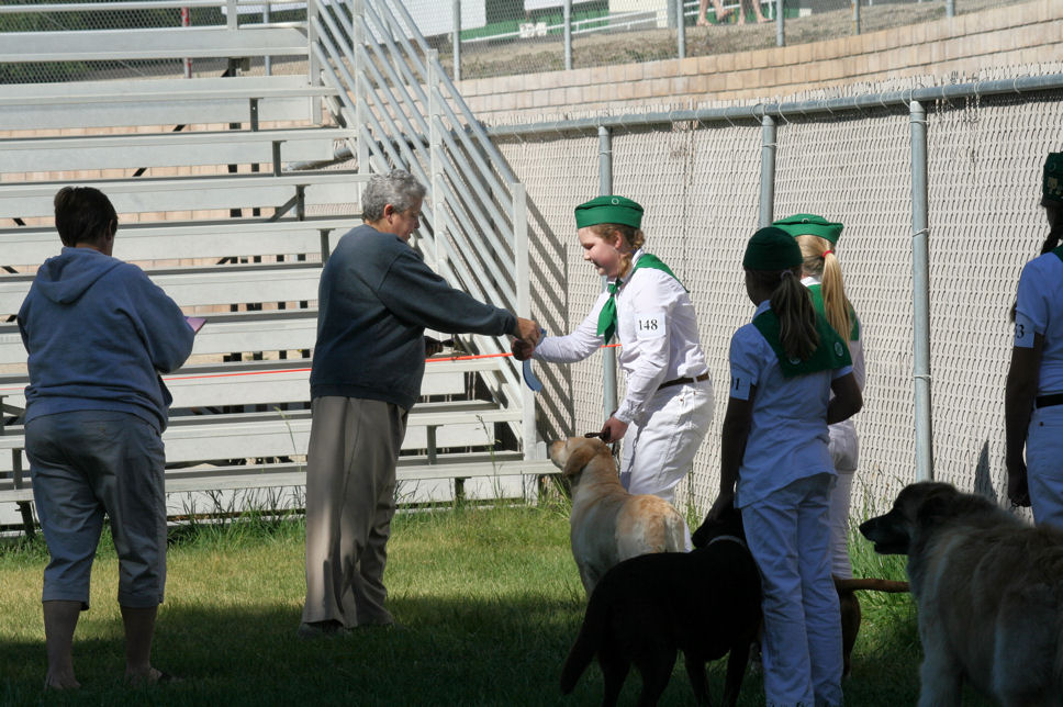 Mallori and Rainy - 1st place in 1st year showmanship.jpg