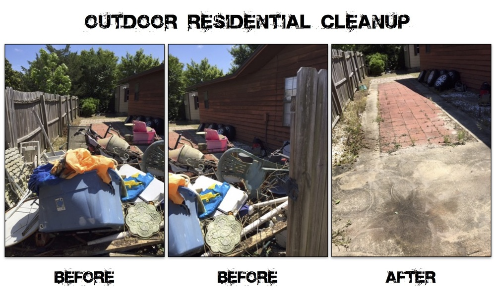 Outdoor Residential Cleanup Spring 2015