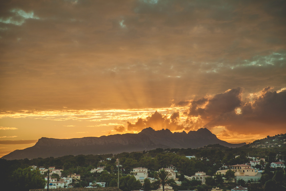 Moraira, Spain Fall 2014