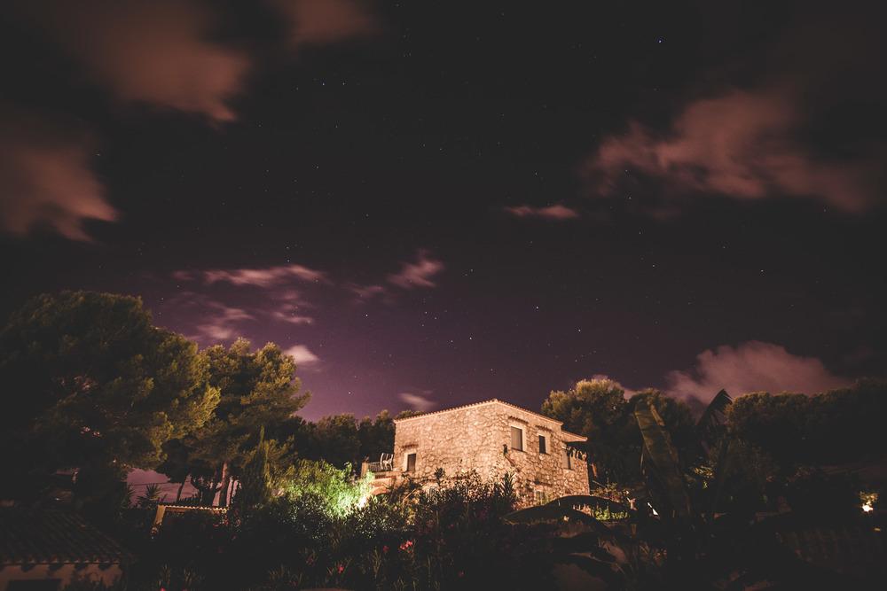 Moraira, Spain October 2013