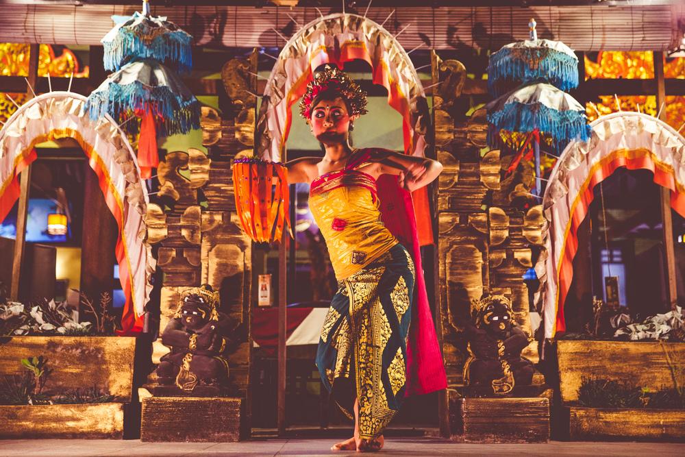 Jimbaran, Bali, Indonesia July 2015