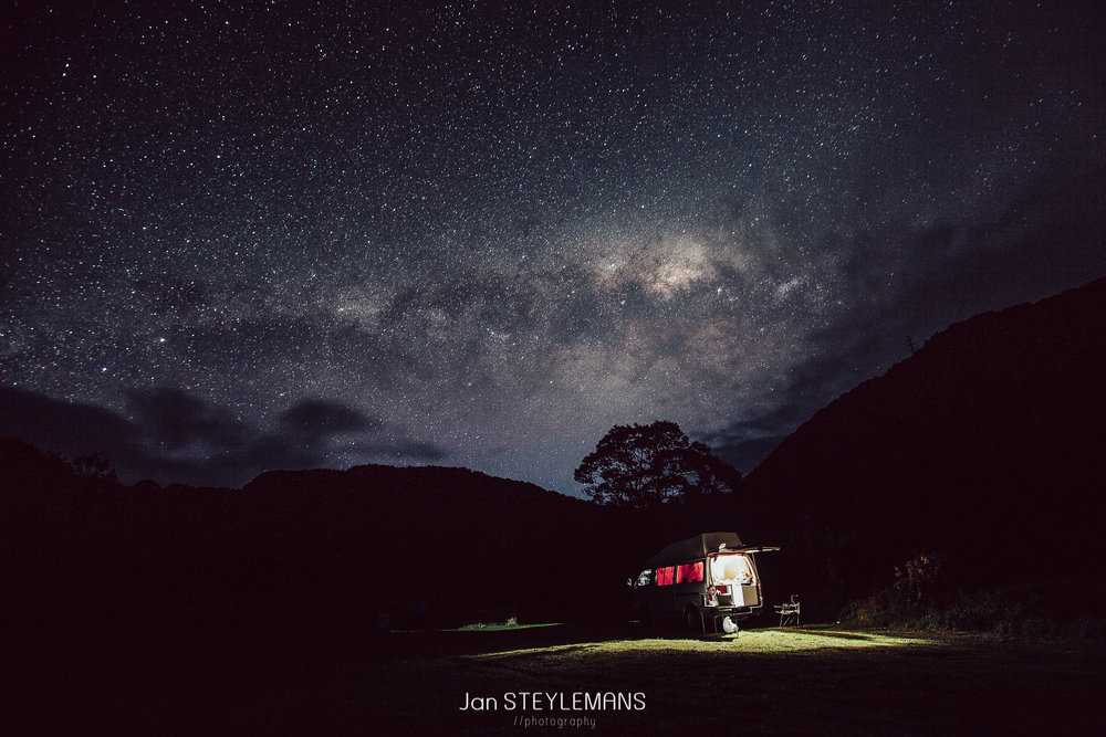 5. The billion star hotel, New Zealand