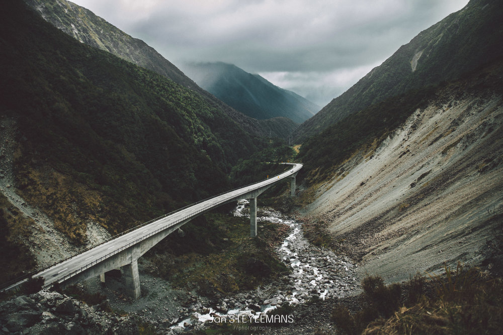 15. Arthur's Pass, New Zealand