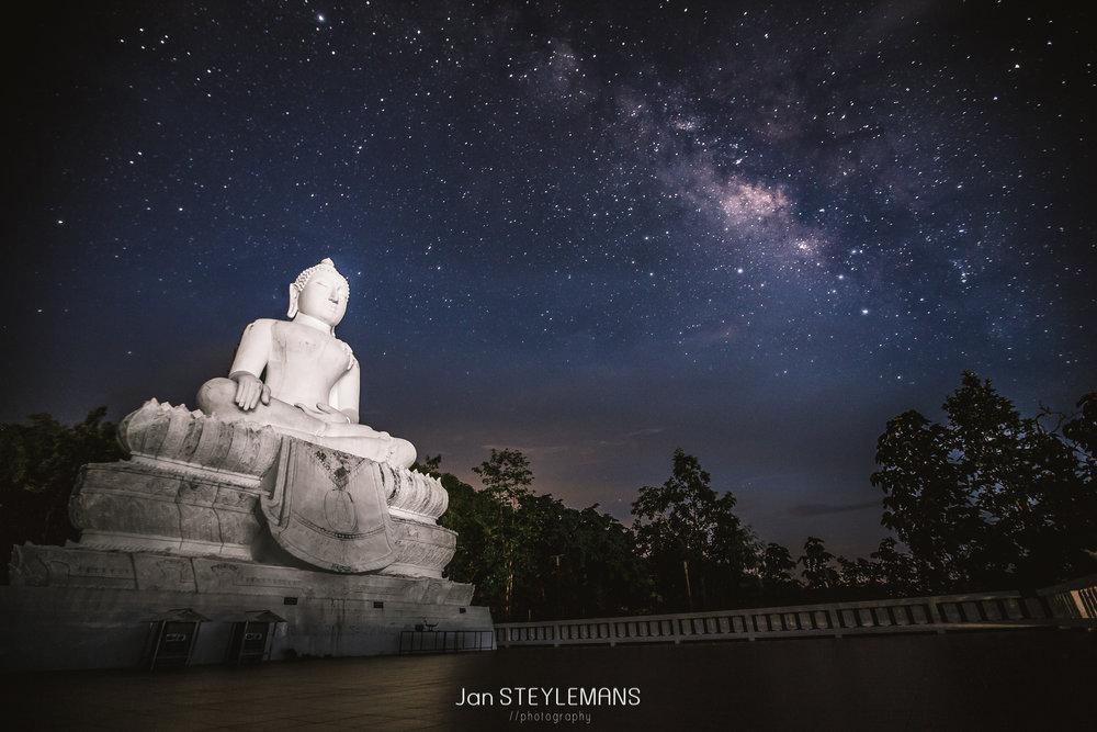 18. Milky Buddha, Pai, Thailand