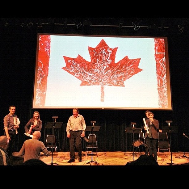 Proud by Michael Healey (Staged Reading)
