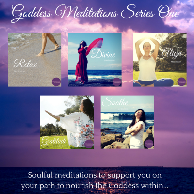 Goddess Meditations Series One