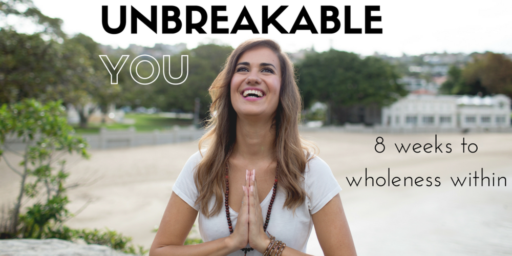 unbreakable you