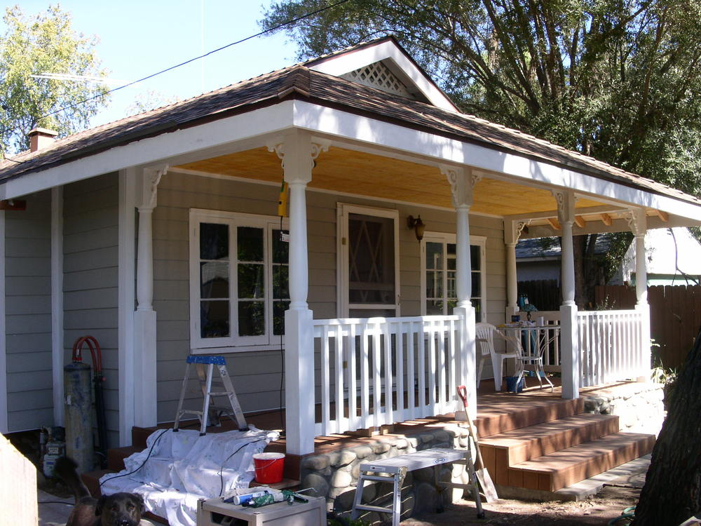 Porch After