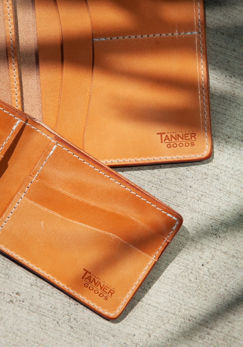 Golden Harness for Tanner Goods