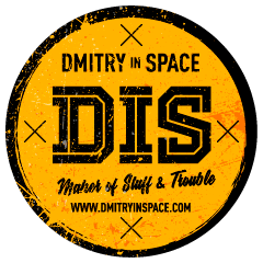 Dmitry In Space