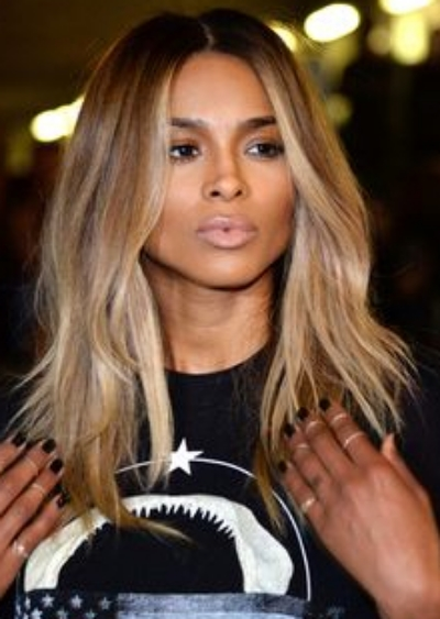 Why you mad Ciara? Your hair looks fierce!