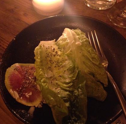 Why do salads always taste better at restaurants?