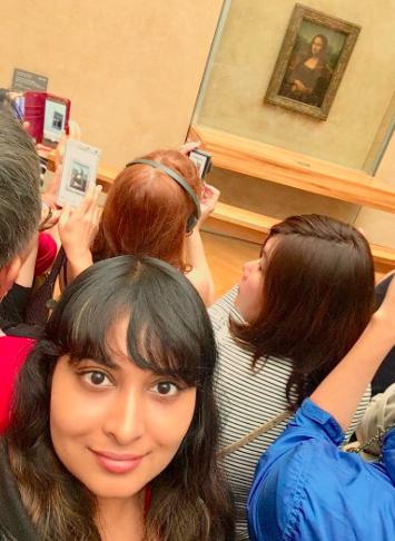 Hi Mona Lisa!