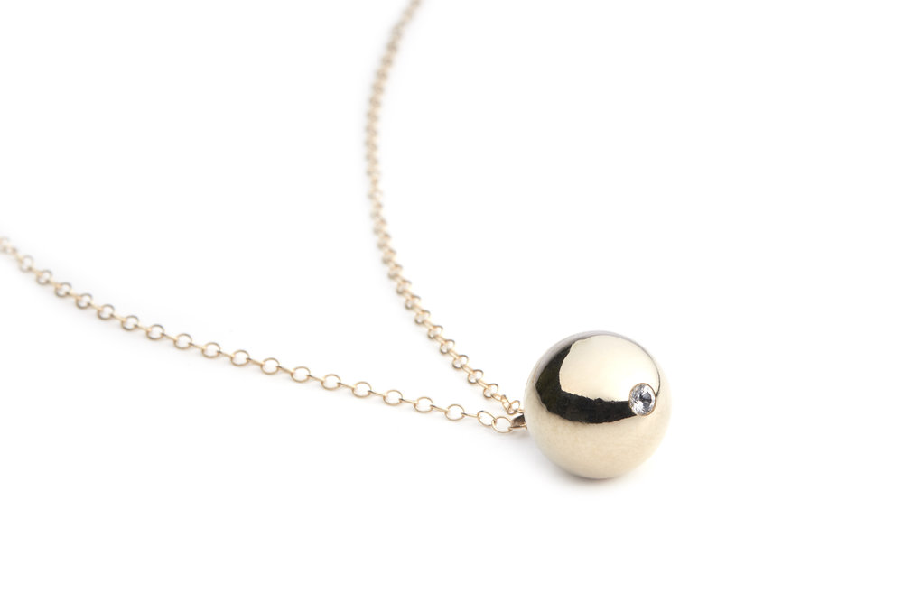 Introducing Cor Collection - Modern fine vessel jewelry fostering remembrance and connection to loved ones.