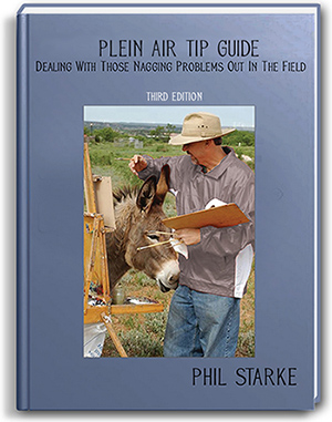 The New Plein Air Tip Guide Package is Available. Click here to see all the new options.
