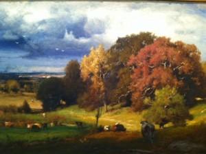 Autumn Oaks