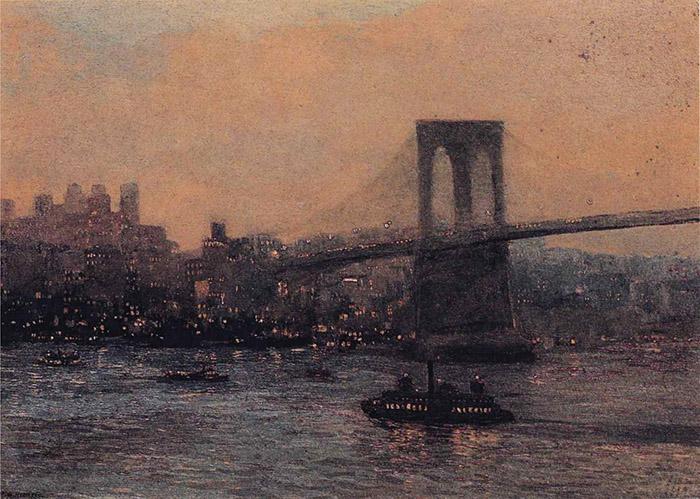 Edward_Willis_Redfield_-_Brooklyn_Bridge_at_Night.JPG