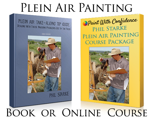 The Plein Air Tip Guide Package. Click here to see all the new options.