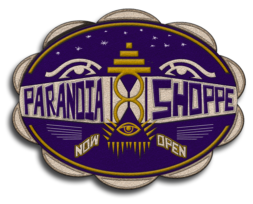 A mystery wrapped in a Sasquatch merged with the infinite.  Paranoia Shoppe discusses the weird, unexplained and mysterious of the world around us.   SOLO FEED HERE.