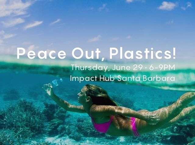 What better way to kick off Plastic Free July than by an awesome event with with international eco-adventurer and well known plastics advocate @alisonsadventures ! She will be speaking, this Thursday, June 29, about her ongoing efforts to reduce plastic waste. Joining her is the executive director of @5gyres, Rachel Lincoln Sarnoff. 💙💙💙💙💙💙💙 Buy tickets now for this event Peace Out, Plastics @betterworldseries and come be apart of the solution! Save the Mermaids will be there with @cec_sb and @sbchannelkeeper talking about our new local styrofoam initiatives! WOHOOO and signing up all you amazing Mermaids and Mermen for Plastic Free July! #plasticfreeforthesea #STMplasticfreejuly #plasticfree #refuseplastic