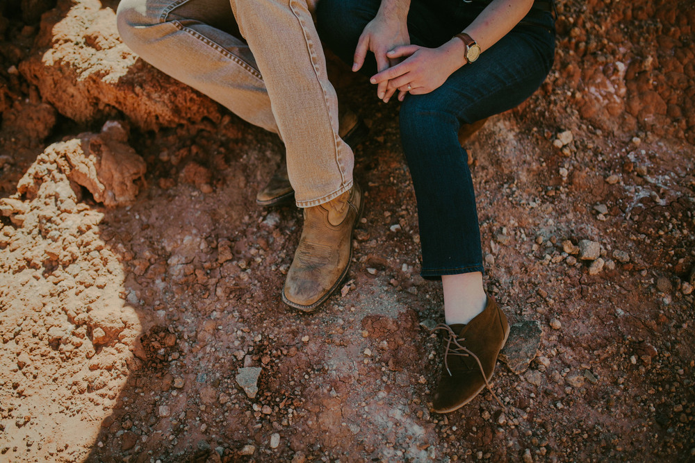 hipster engagement session in Palo Duro Canyon-11.jpg