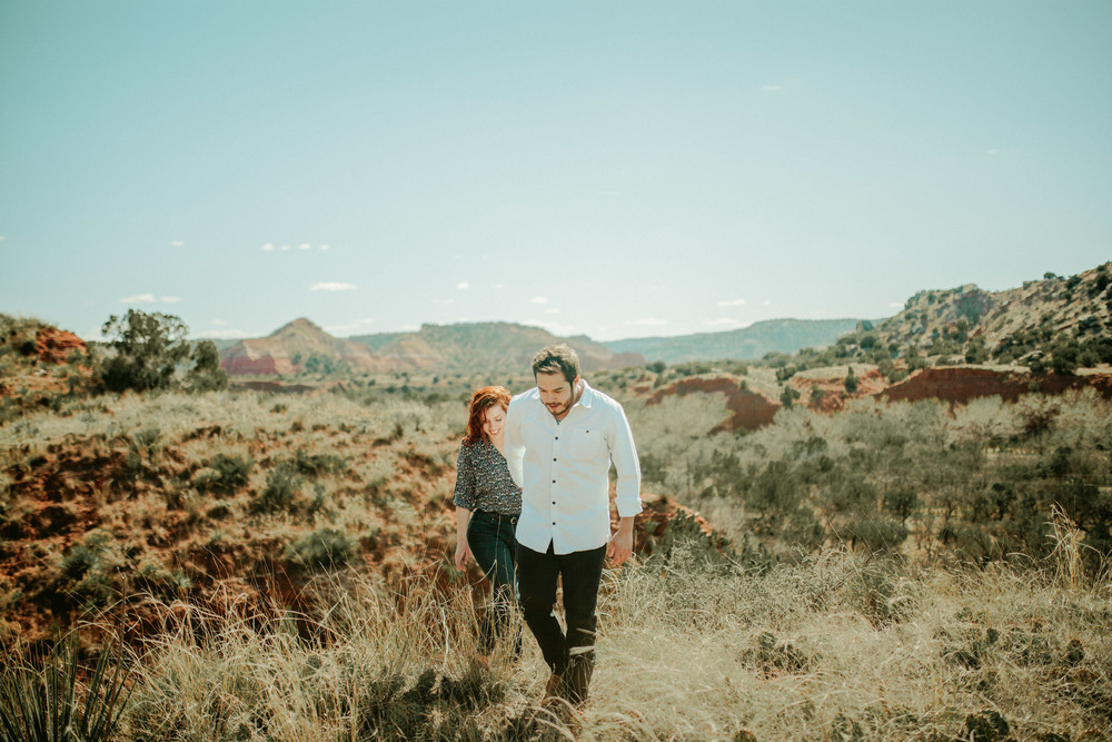 hipster engagement session in Palo Duro Canyon-45.jpg