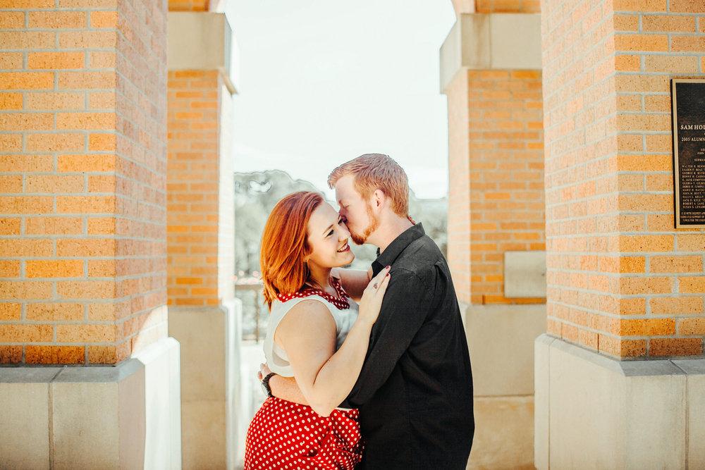 SHSU Engagement Photos - Madeleine Frost Wedding Photographer-3.jpg