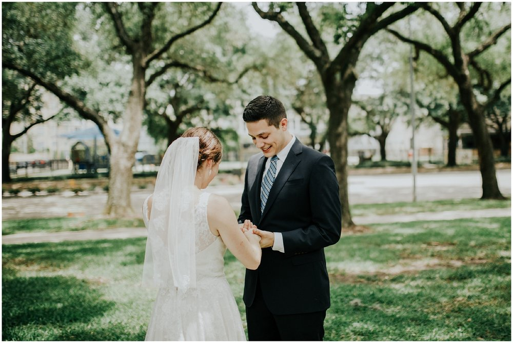 Madeleine Frost - Houston Texas Adventure Wedding Photographer - First Presbyterian Church-1145.jpg