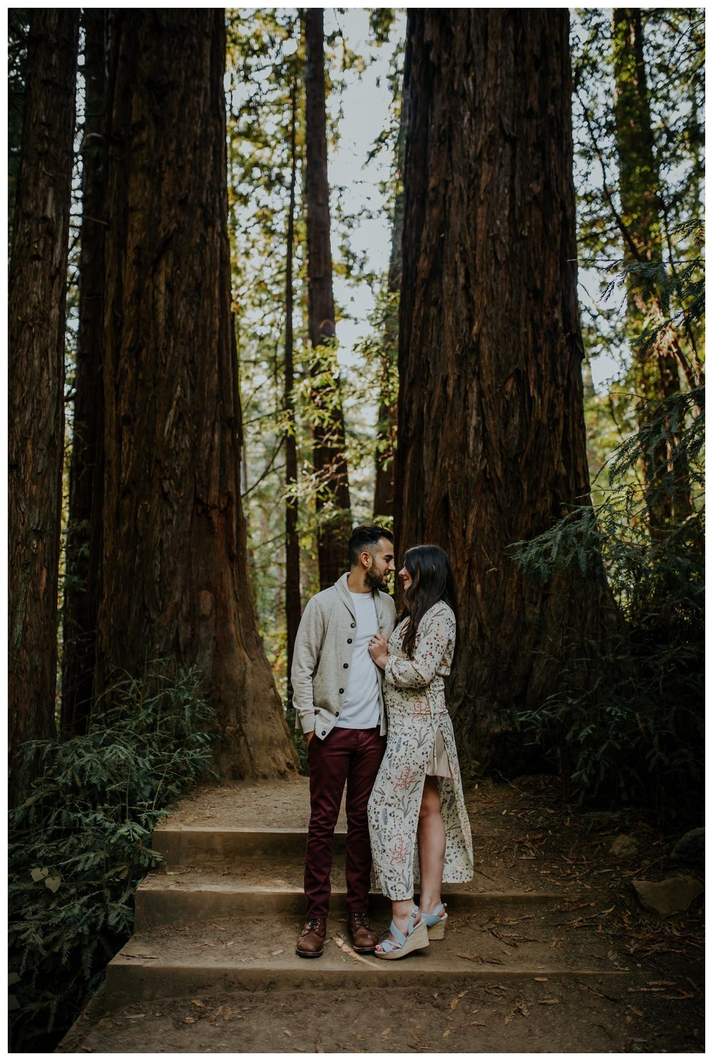 San Francisco - Muir Woods - China Beach Engagement Session -2037.jpg