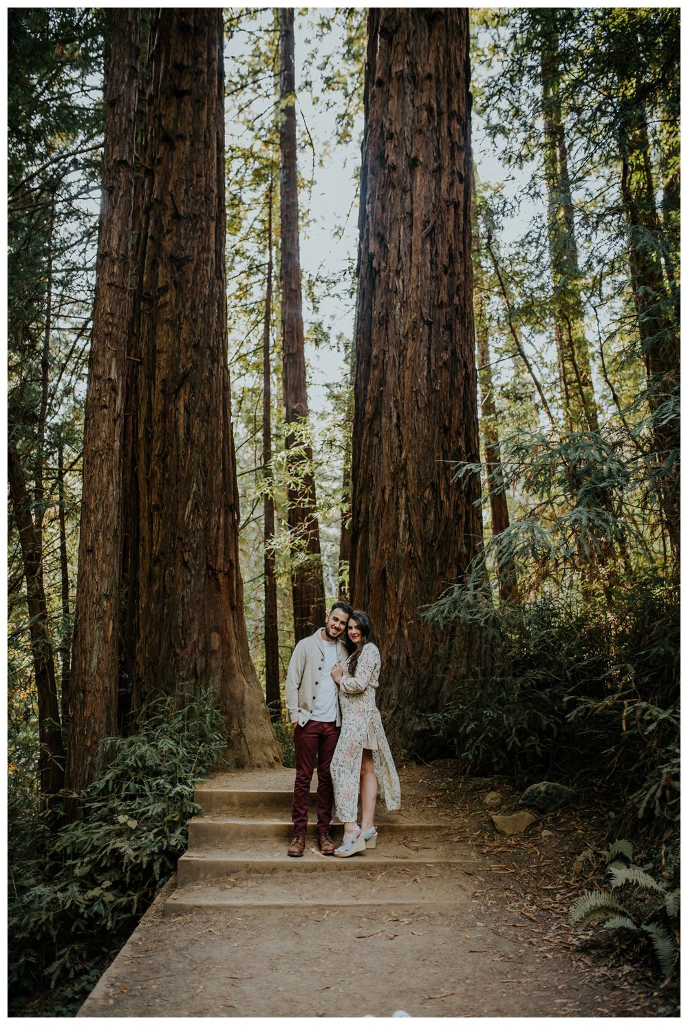 San Francisco - Muir Woods - China Beach Engagement Session -2035.jpg