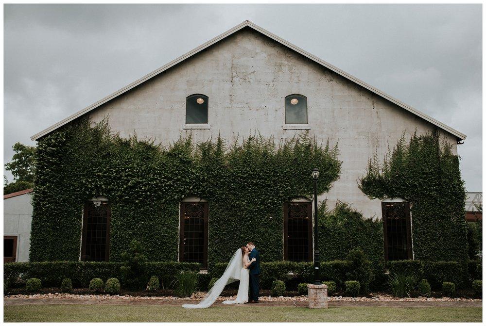 Summertime Olde Dobbin Station - Magnolia Wedding - The Woodlands Texas Wedding Photographer-2397.jpg