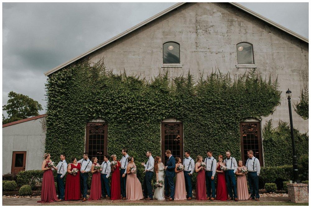 Summertime Olde Dobbin Station - Magnolia Wedding - The Woodlands Texas Wedding Photographer-2604.jpg
