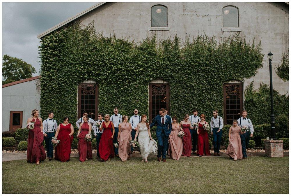 Summertime Olde Dobbin Station - Magnolia Wedding - The Woodlands Texas Wedding Photographer-2610.jpg