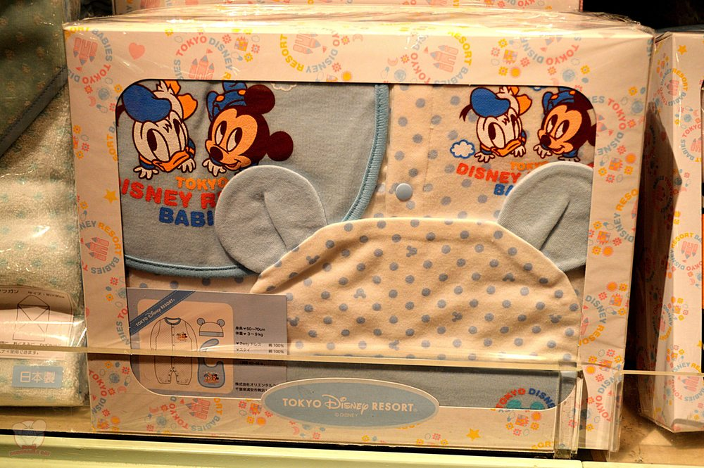 Tokyo Disney Baby Gift Set