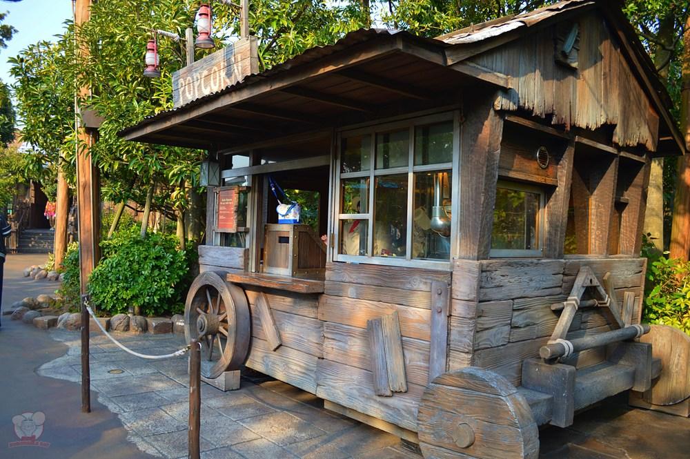 Soda Popcorn Wagon