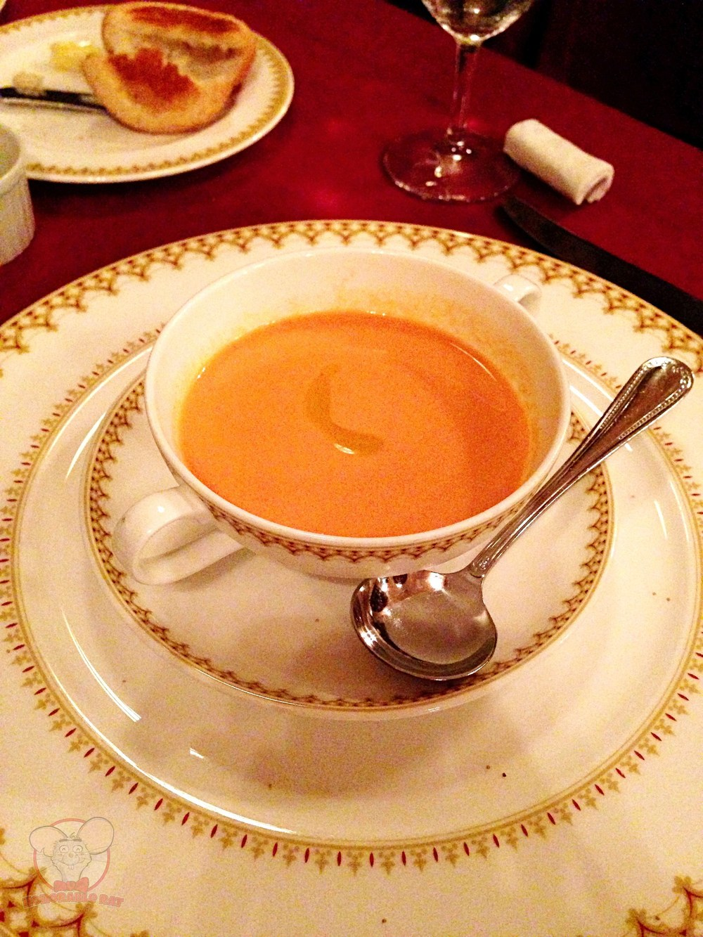 Today's Cream Soup (Tomato Soup)
