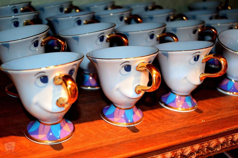Chip Tea Cup: 1,575yen