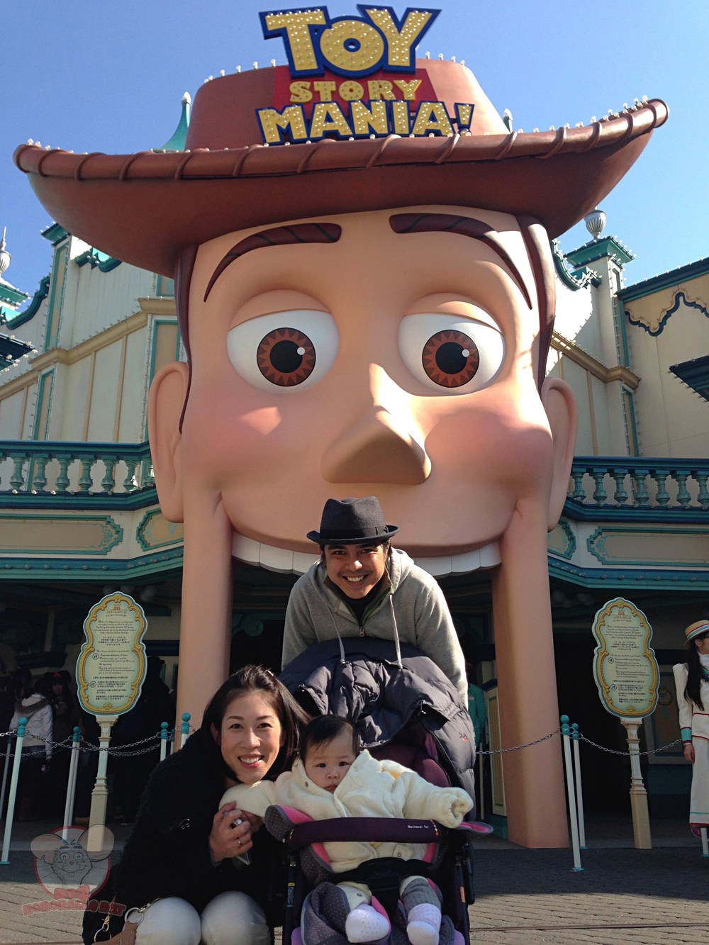 Toy Story Mania with the Kaneko Shahs
