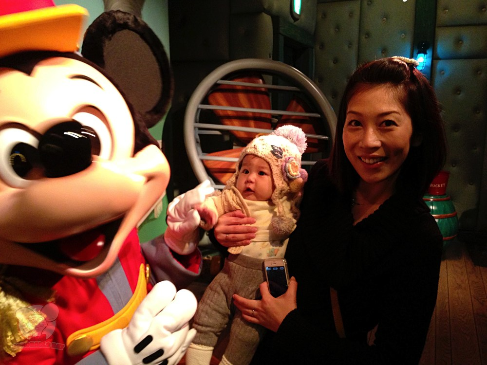 Triple M. Mahina, Mickey and Mummy