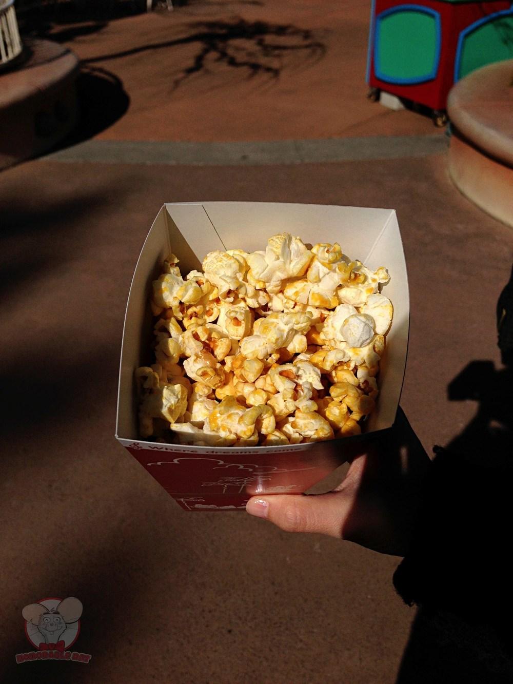 Corn Potage Popcorn