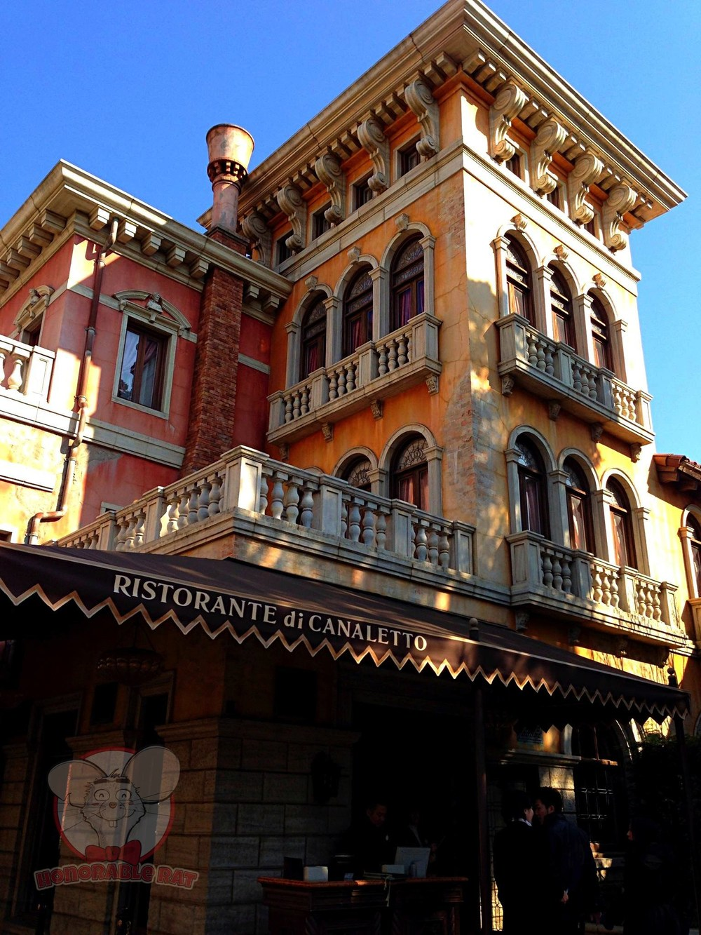 One of the restaurants in Tokyo Disneysea that caters to those with allergies